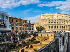 Colosseo e Fori Imperiali sanificati